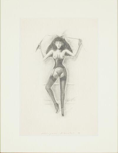 Kuniyoshi Kaneko, '少女', 1974