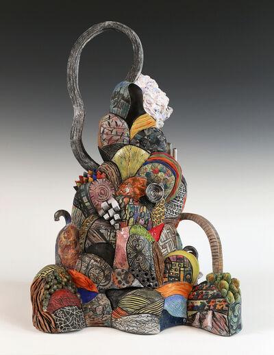 TIFFANY SCHMIERER, 'Patternscape: Interconnections', 2016