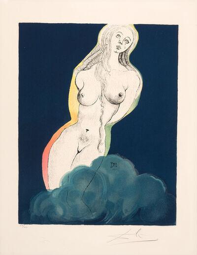Salvador Dalí, 'Allegory: Brave Cecile (Field 69-1B)', 1969