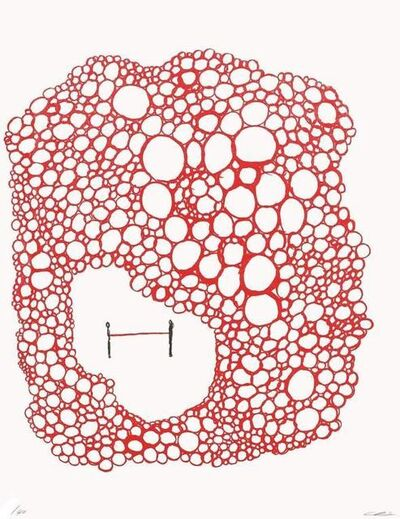 Chiharu Shiota, 'Relation (Signed), 2020', 2020