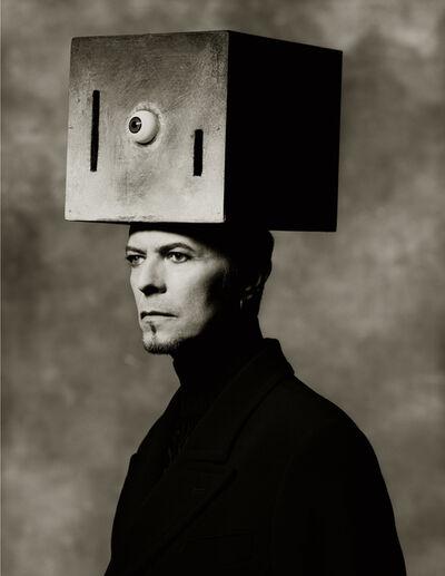 Albert Watson, 'David Bowie', 1996