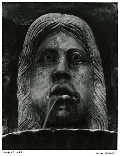 Aaron Siskind, 'Rome 39, 1963', 1963