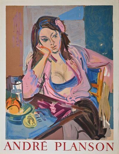André Planson, 'Woman ', 1960