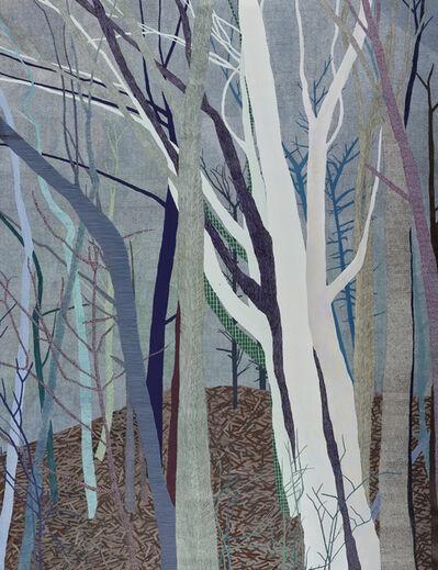 Samantha Bates, 'Winter's Mist'