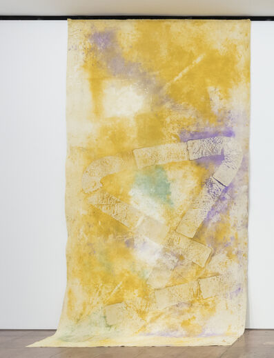 Jessica Warboys, 'River Wax Painting X I', 2019
