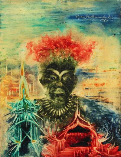 Eugene Von Bruenchenhein, 'Untitled (March 7)', 1960