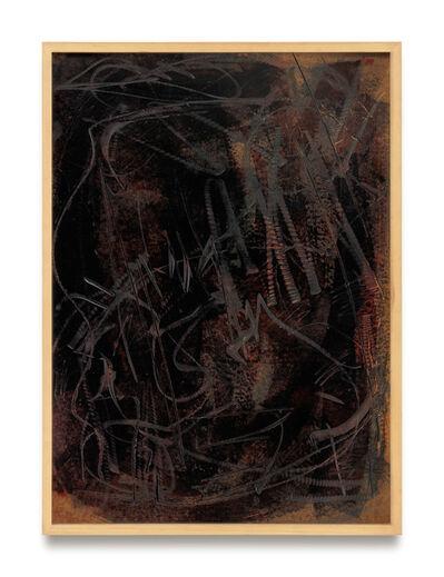 Imi Knoebel, 'Schlachtenbild Nr. 11', 1990