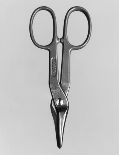 Walker Evans, 'Tin snips, by J. Wiss & Sons Co., $1.85', 1955