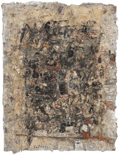 Karl Fred Dahmen, 'Collage', 1961