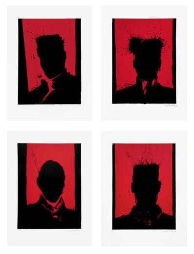 Richard Hambleton, 'Gang of Four', 2005