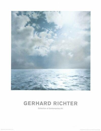Gerhard Richter, 'Seestück', after the original from 1969