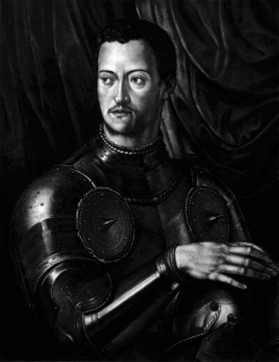 Kepa Garraza, 'Cosimo I de Medici', 2018