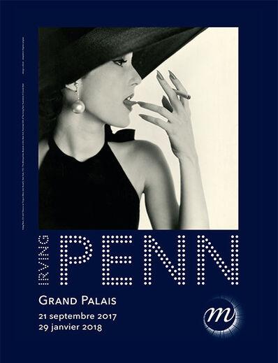 Irving Penn, 'Poster for Irving Penn show in Paris', 2017