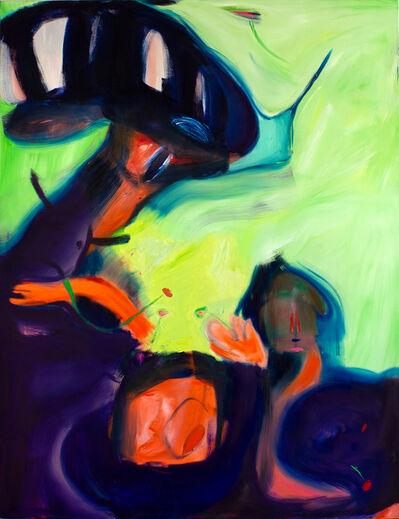 Aneta Kajzer, 'Flower Picking', 2020