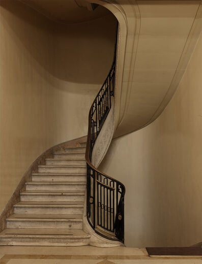 Michael Eastman, 'Downstairs Landing, Buenos Aires', 2017