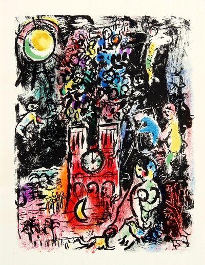 Marc Chagall, 'L'arbre de Jessé', 1960