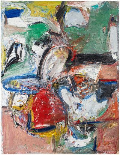 Milton Resnick, 'Ulysses', 1956