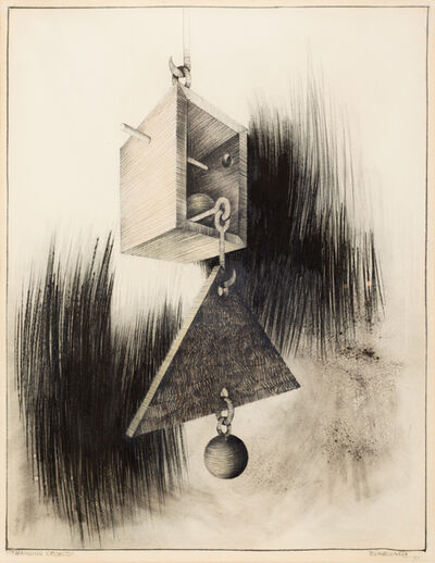 Marcelo Bonevardi, 'Hanging objects ', 1977
