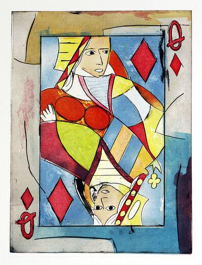 Therman Statom, 'Queen of Diamonds', 2008