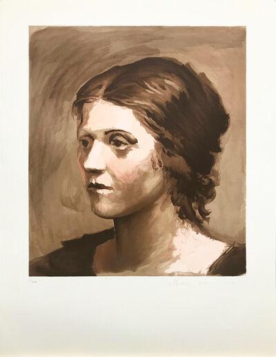 Pablo Picasso, 'OLGA PICASSO', 1979-1982