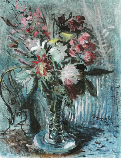 Hans Robert Pippal, 'Floral Still Life', 1950