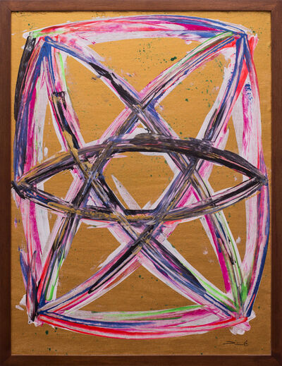 Priscilla Franco A, 'Atomos Gold', 2016