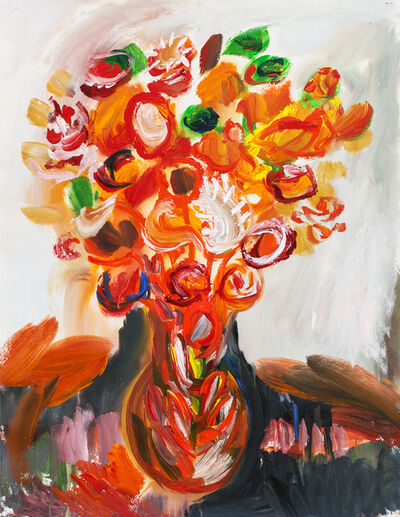Yehouda Chaki, 'Flowers 277-A', 2015