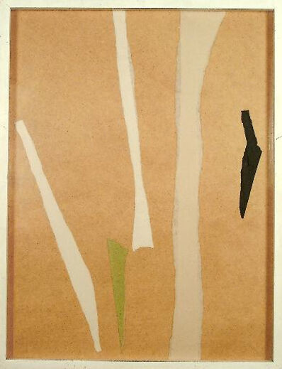 Friedrich Vordemberge-Gildewart, 'Composition No. 178', 1950