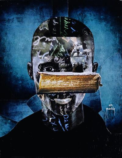 Gaël Maski, 'Personal transition 2 ', 2019