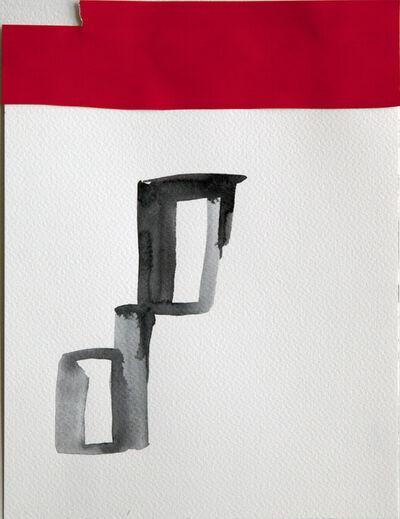 Vicky Uslé, 'Ventana rota 10', 2017
