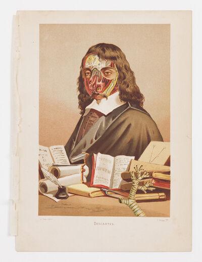 Dr. Lakra, 'Untitled (Descartes)', 2013-2014
