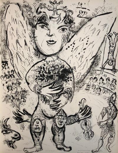 Marc Chagall, 'Le Cirque M. 509', 1967