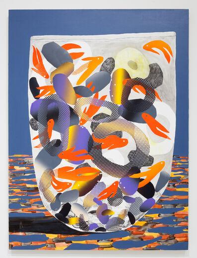 Karen Lederer, 'Fish Cup', 2015