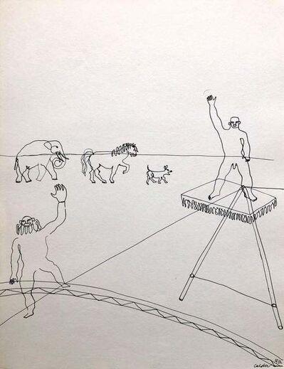 (after) Alexander Calder, 'Untilted', 1964
