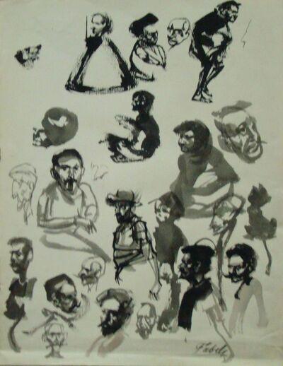 Roberto Fabelo, 'Untitled', 1980