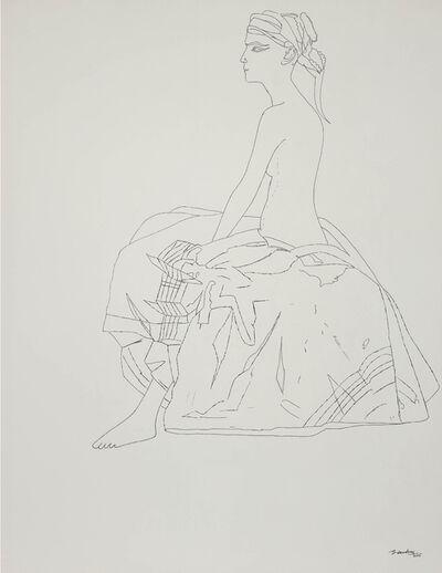 Surendran Nair, 'Untitled (Drawing 24)', 2015