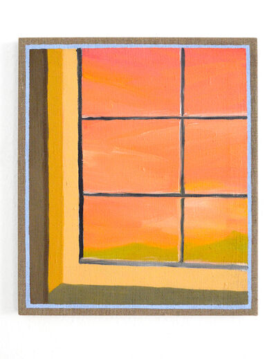Heath West, 'Window Sunrise', 2016