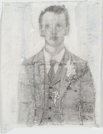 Michael Ryan, 'Man in a suit', 2014