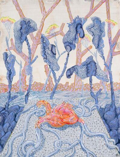 Bo Haglund, 'Les Fleurs Étranges', 2019-20
