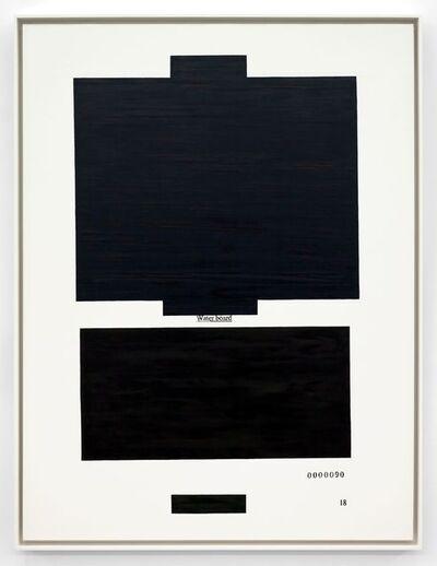 Jenny Holzer, 'Water board', 2009