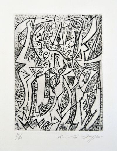 André Masson, 'Figue', Not dated