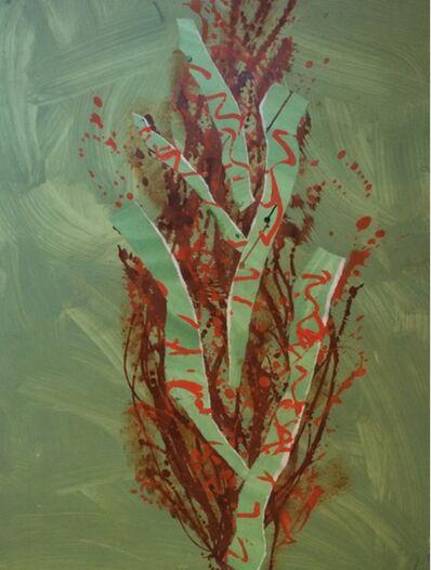 Catharine Warren, 'Untitled (Cypress Series- Green)', 2001-2002