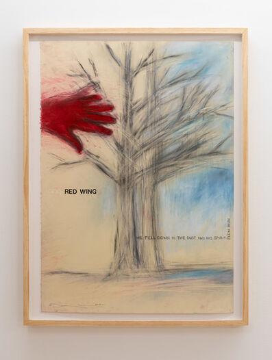Terry Allen, 'Red Wing', 2019