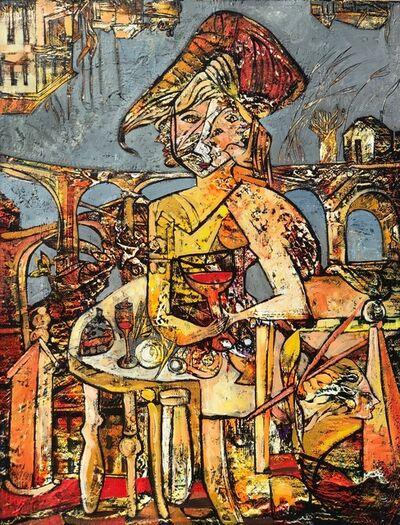 Fredy Villamil, 'Both Worlds'