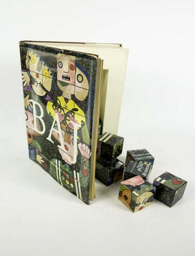 Enrico Baj, 'The Biggest Art-Book in the World | Milano, Mazzotta', 1968