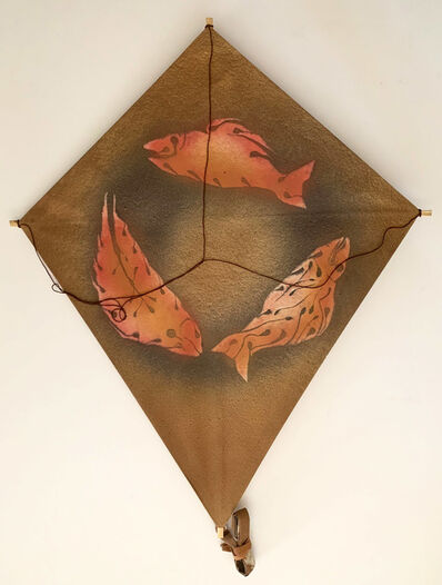 Francisco Toledo, 'Untitled, Three Fish', 2010