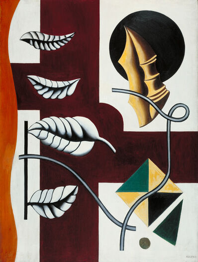 Fernand Léger, 'Leaves and Shell (Feuilles et coquillage) ', 1927