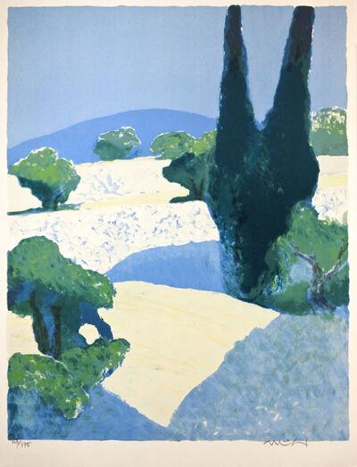 Roger Muhl, 'Paysage Provencale', ca. 1980