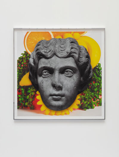Kathryn Andrews, 'Tutti Frutti Ancient (Dowry of Hera', 2019