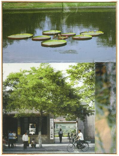 Robert Rauschenberg, 'Lotus Bed II (The Lotus Series)', 2008
